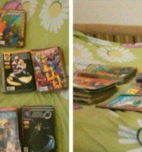 Marvel комиксы, GEN, Симпсоны