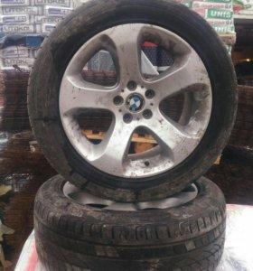 Колёс BMW X5 R19 285/45 4штContinetal 89651898863