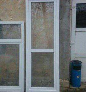 Окно дверь