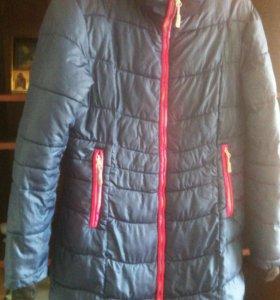 Куртка зима женское