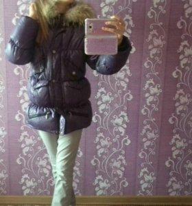 Курточка( зима)