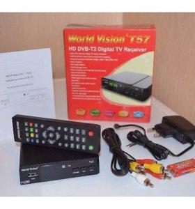 Цифровой ТВ. Ресивер TV