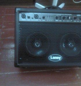 Гитарный комбик, микшер ub1002