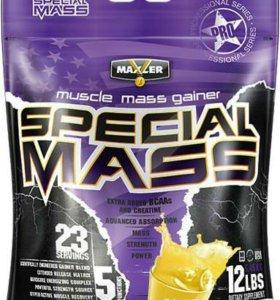 продам гейнер maxler special mass (5кг 430г)