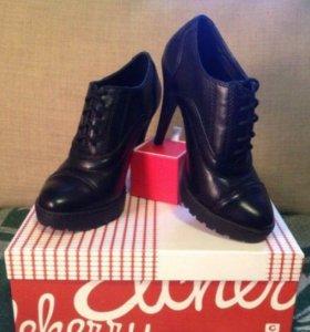 Ботиночки на каблуках