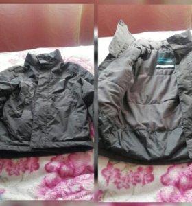 Куртка на флисе 4-6л