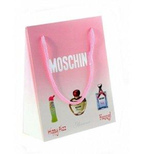 Подарочный набор духов Moschino