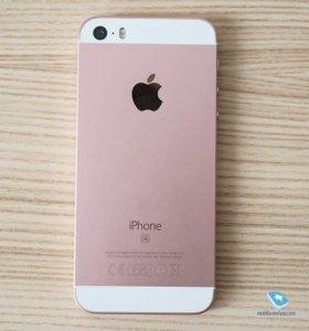 Замена корпуса на iPhone SE