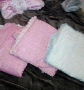 Одеяльце от конвертиков