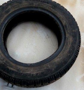 Зимняя резина 2штуки