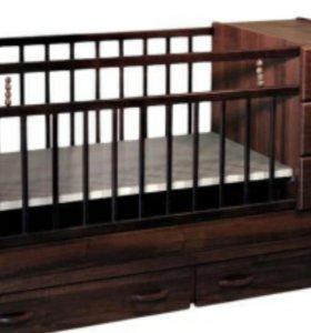 Кровать трасформер