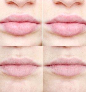Блеск увеличение увлажнение губ