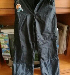 Новые болоньевые штаны