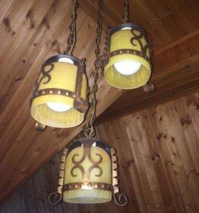 Подвесные светильники (Германия)