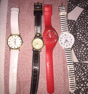 Часы и чехлы