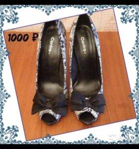 Туфли женские 37 р-р