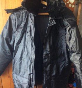 Куртка новая зимния