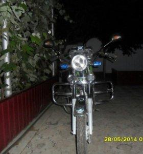 Мотоцикал ОМАКС