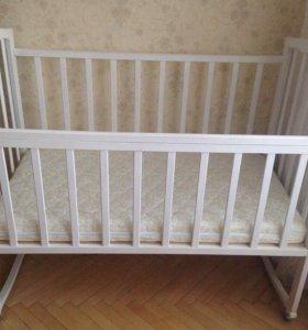 Новая кровать Золушка колесо качалка
