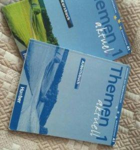 Themen1 учебная литература по немецкому языку