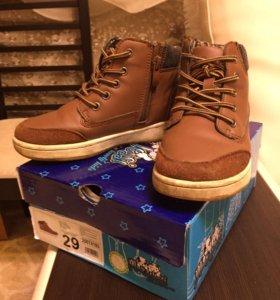Ботинки для мальчикп