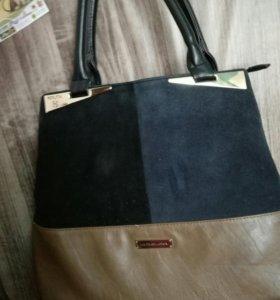 Б/у вместительная сумка