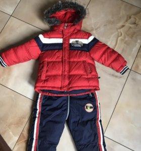 Зимний костюм на мальчика Kanz