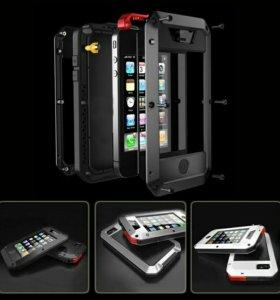 Чехол lunatik TAKTIK для iPhone 4/4s/5/5s/5se/6/6s