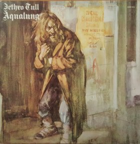 "Винил Jethro Tull ""Aqualung"""