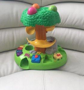 """Развивающая игрушка """"Музыкальное дерево"""""""