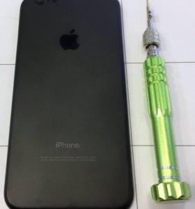 Замена корпуса iPhone 6/6S на iPhone 7