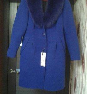 Пальто зимнее ( новое )