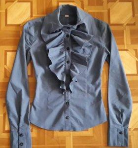 Рубашка. Блузка. 40 размер