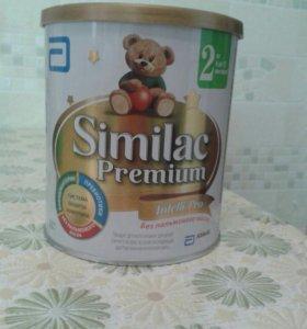 Смесь Similac Premium 2