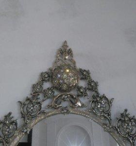 Зеркало с подставкой