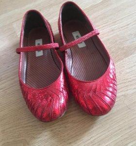 Балетки и сандали