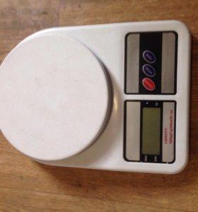 Весы кухонные Спринт