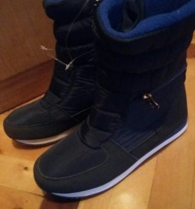 Женские ботинки Patrol