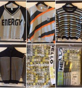 Одежда для мальчика 10 -12 лет