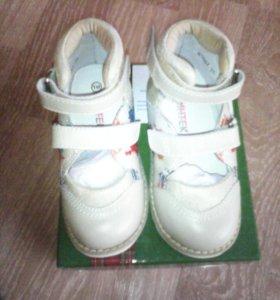 Ортопедическая летняя обувь