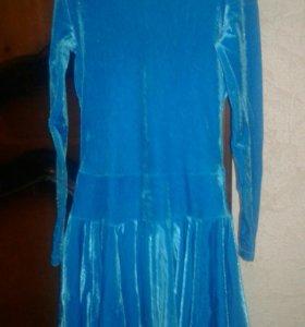 Рейтинговое платье р.128
