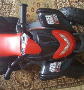 Детский электроквадрацикл