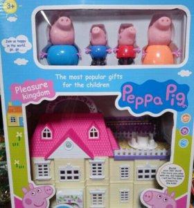 Игрушечный набор Свинки Пеппы