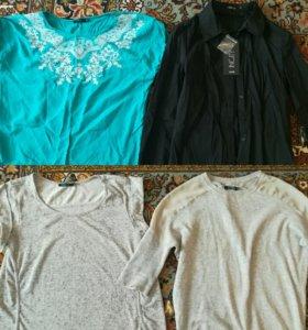 Блузы,рубашки