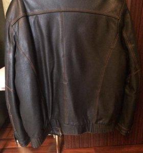Куртка кожаная 89040873805