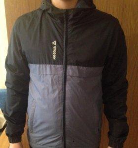 Тёплая осенне- весенняя мужская куртка