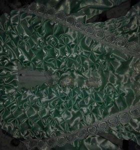 Платье б/у на девочку