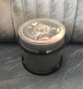 DVD диски 70 шт