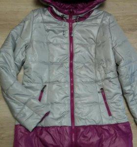 Новая куртка р.46