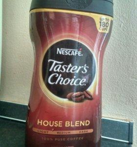Кофе растворимый сублимированный. США